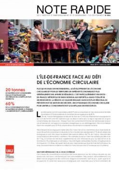 L'Île-de-France face au défi de l'économie circulaire