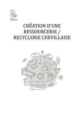 Appel à projet pour la gestion et le développement d'une ressourcerie à Chevilly-Larue