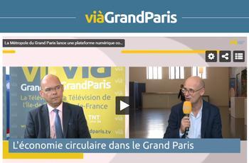 [Vidéo] Présentation de la plateforme GrandParisCirculaire.org