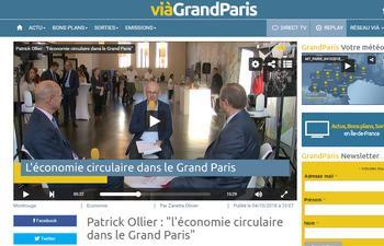 [Vidéo] Présentation générale de l'événement GRAND PARIS CIRCULAIRE