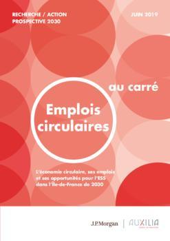 Emplois circulaires au carré : une étude inédite sur le potentiel de l'économie circulaire en Ile-de-France d'ici 2030 !