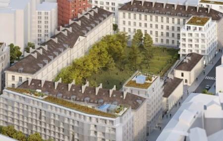 Les visites du Grand Paris Circulaire - La caserne de Reuilly
