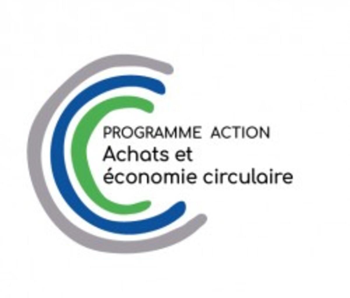 Programme action : achats et économie circulaire