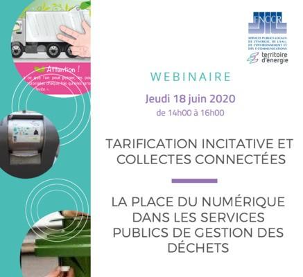 Collectes connectées et tarification incitative, la place du numérique