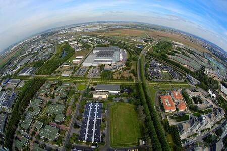 Appliquer les principes d'Écologie industrielle  et territoriale à des sites franciliens :  l'exemple de Paris Nord 2