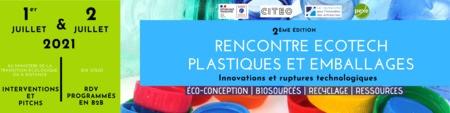 2ème édition  Rencontre Ecotech Plastiques et Emballages