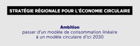 Stratégie régionale en faveur de l'économie circulaire 2020-2030 (SREC)