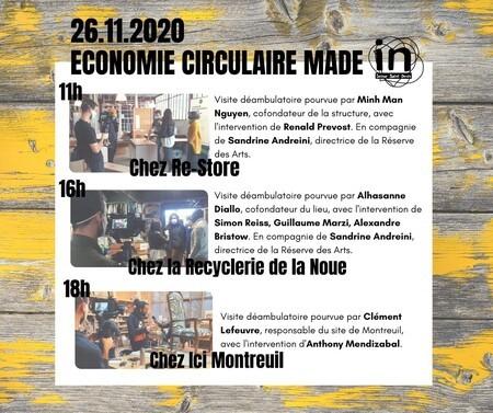 Économie Circulaire made in Seine-Saint-Denis