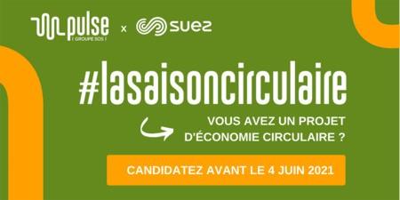 Ouverture de l'appel à candidatures du programme #LaSaisonCirculaire (2ème édition)
