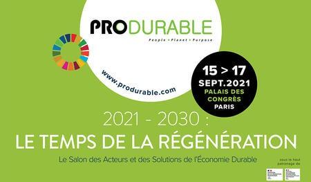 Salon Produrable Paris 2021