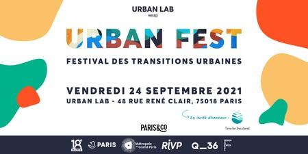 Urban Fest : le festival des transitions urbaines