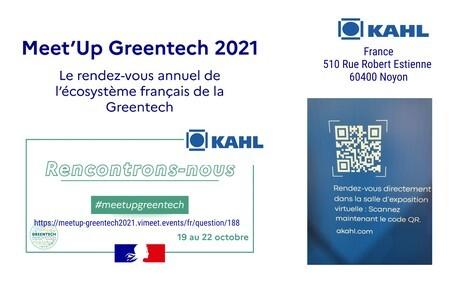 Meet' UP GREENTECH PARIS