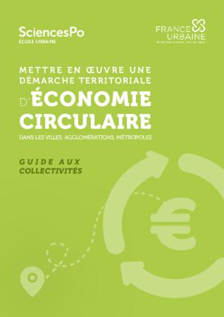 [GUIDE FRANCE URBAINE ET SCIENCESPO] Guide aux collectivités : mettre en œuvre une démarche territoriale d'EC